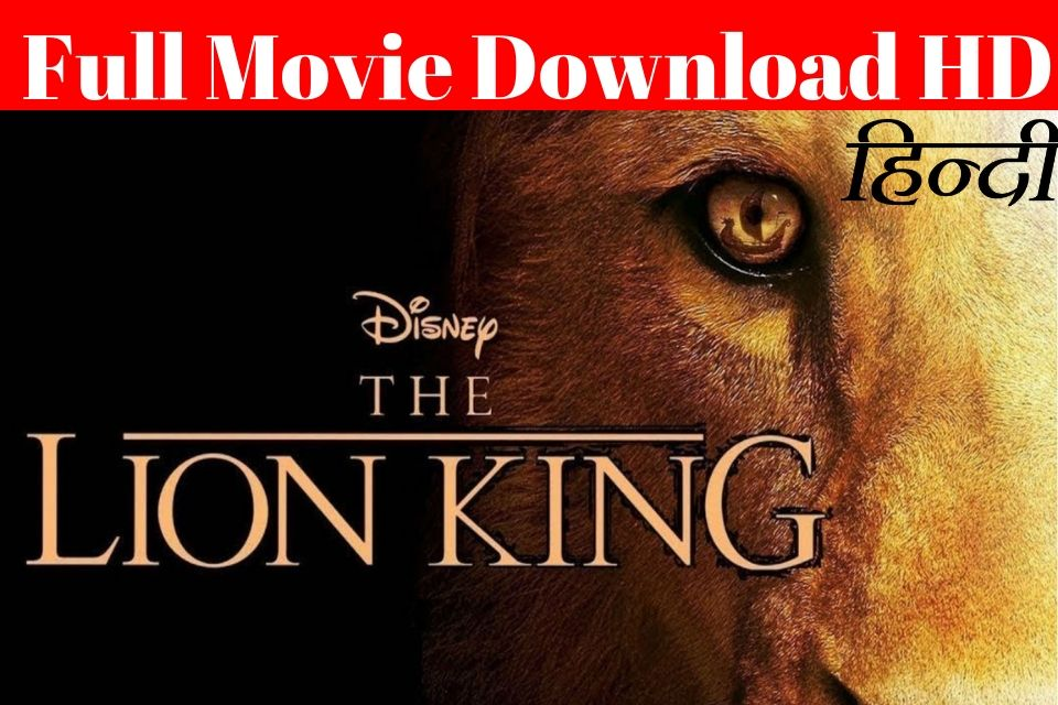 The Lion King Full Movie Download 2019