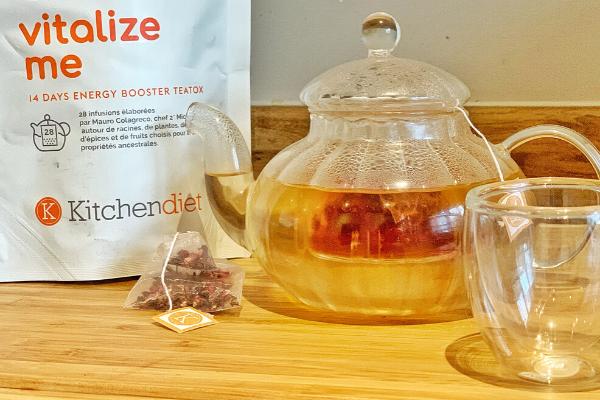 dietbon vitalize me tea