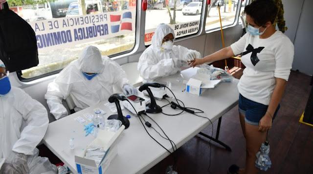 R. Dominicana notifica 529 nuevos contagios y 9 defunciones por Covid