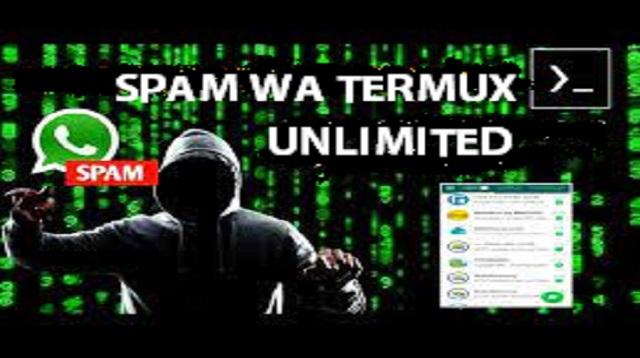 Spam WA Termux Unlimited