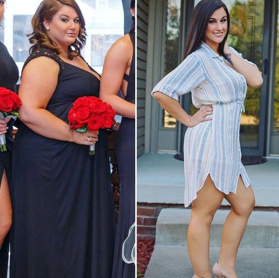 Losing weight was just the beginning of a major transformation