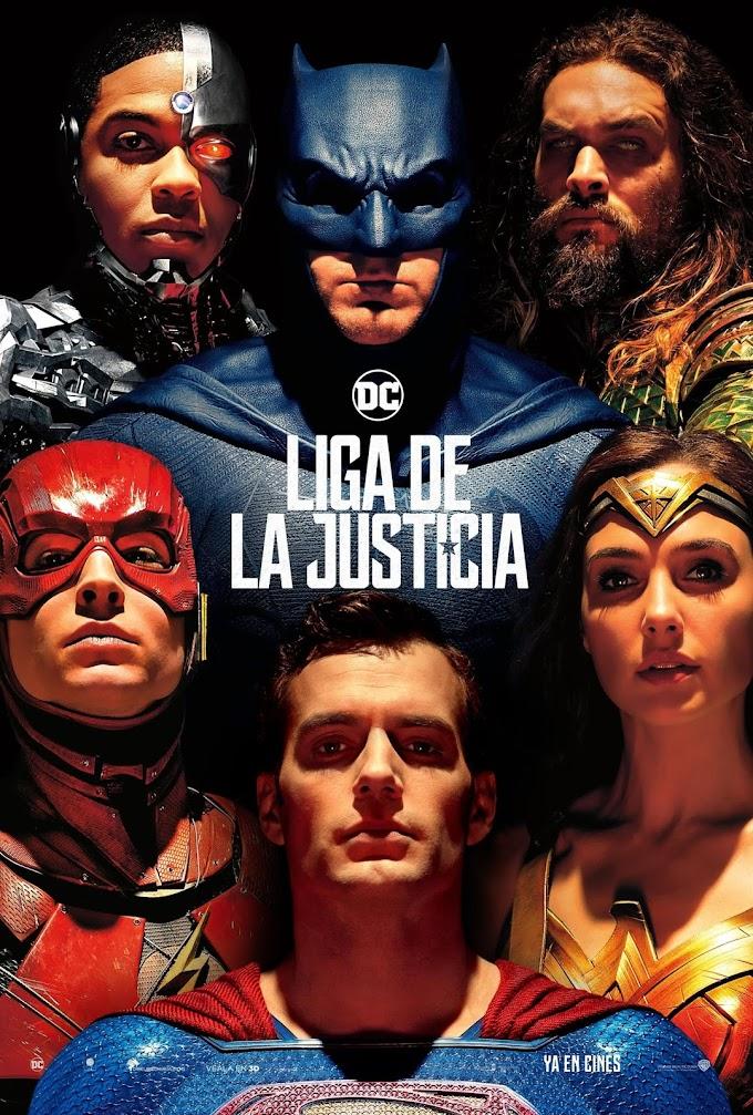LIGA DE LA JUSTICIA-JUSTICE LEAGUE 2017 HD ONLINE