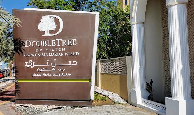 DoubleTree by Hilton Ras al Khaimah sopii rauhaa rakastavalle