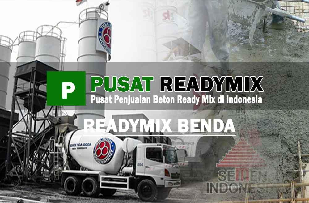 harga beton ready mix Benda