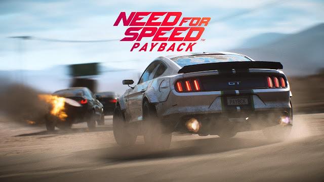 قائمة التروفي و الإنجازات في لعبة Need for Speed Payback