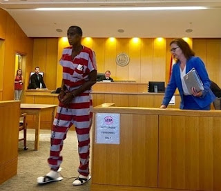 Alvin Kennard imprisoned without parole for first-degree robbery under 'three strikes law'