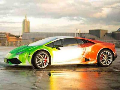 Hottest Photos of Lamborghini Huracan in 2016