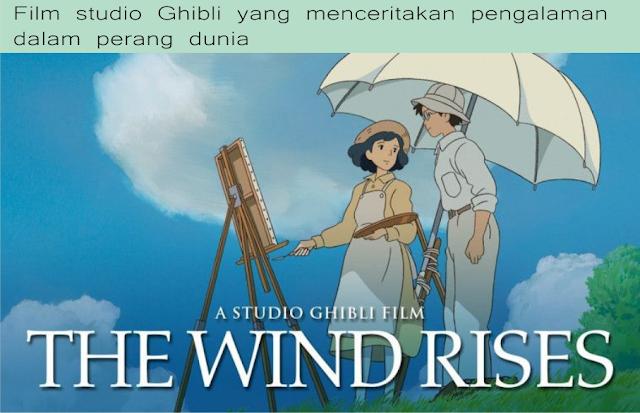 Cerita perang dunia di film Ghibli