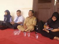 Kantor Bahasa NTB Gelar Diskusi Terbatas Terkait dengan  Penggunaan Bahasa Indonesia di Media Massa