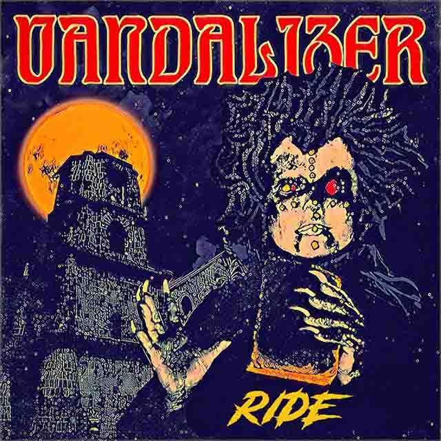 """Ο δίσκος των Vandalizer """"Ride"""""""