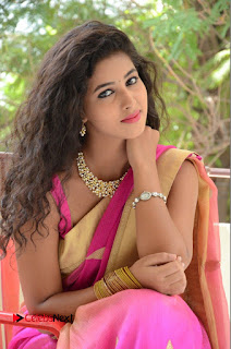 Pavani Stills in Saree at Vasudhaika 1957 Press Meet    ~ Bollywood and South Indian Cinema Actress Exclusive Picture Galleries