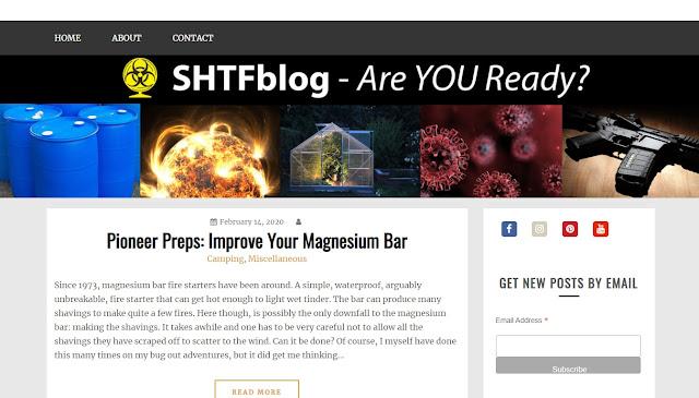 SHTFblog