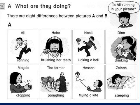 The general purpose of speaking English