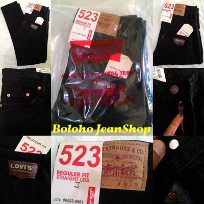 Celana Jeans pria Solo