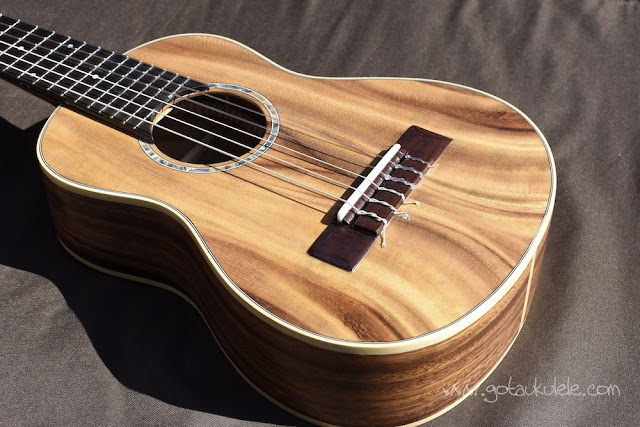 Noah Guitalele Ukulele body