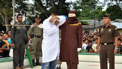 ICJR Minta Jokowi-JK Hapus Hukum Cambuk di Aceh