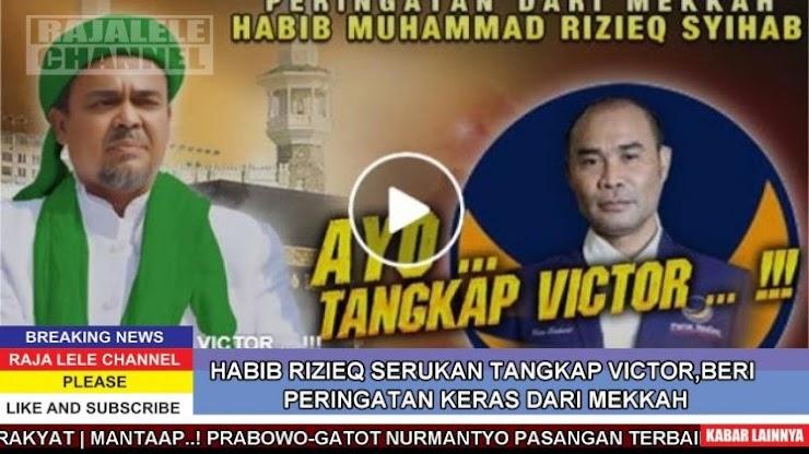 Fahri Hamzah: Jika Kasus Viktor Distop, Polri HARUS Hentikan Kasus Habib Rizieq