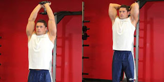 TRICEPS OVER HEAD