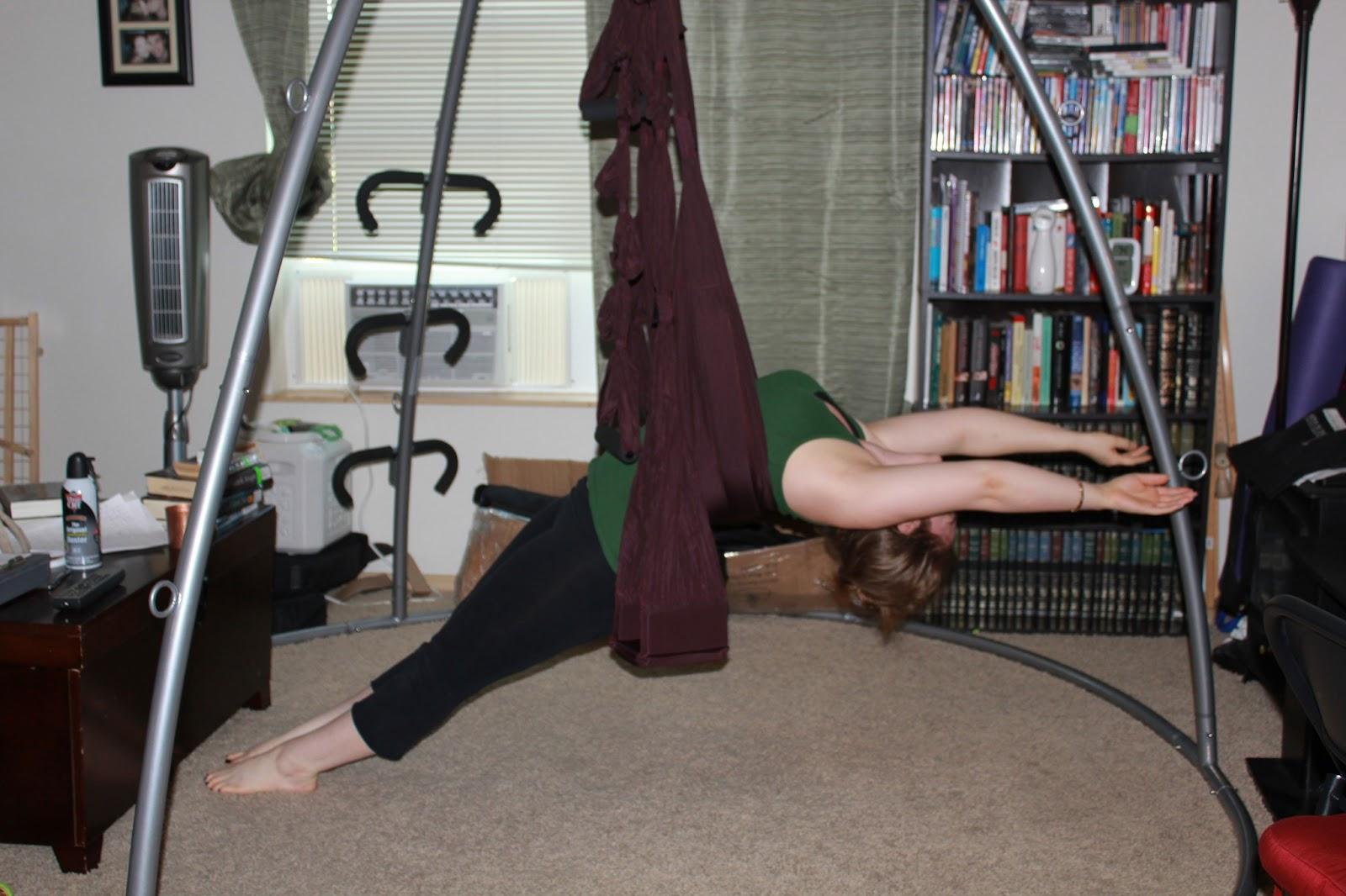 Femtastic Dance Omni Gym Aerial Yoga And Lyra Oh My