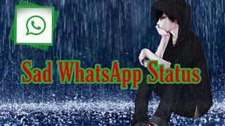 Sad WhatsApp Status In Hindi - Shayari Share for You