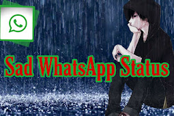 Sad WhatsApp Status In Hindi - Shayari Share for You