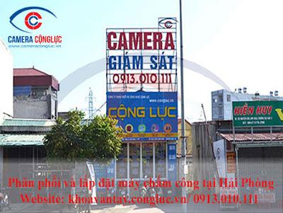 Công ty TNHH TBCN Cộng Lực tại 393 Nguyễn Văn Linh - Ngã 3 Cầu Rào 2 - Lê Chân - Hải Phòng