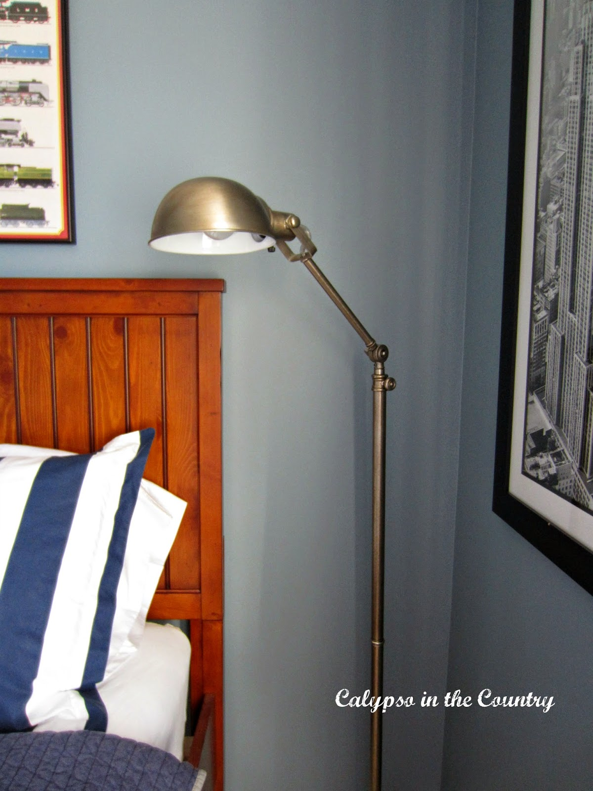 Ballard Designs Floor Lamp
