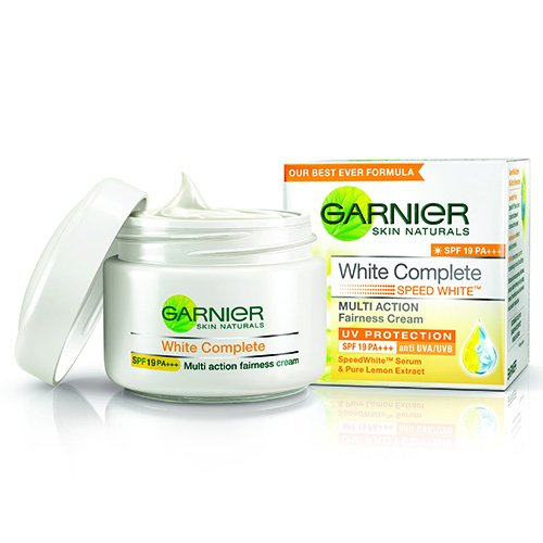 Garnier Skin Naturals Light Complete Serum Cream with SPF 19