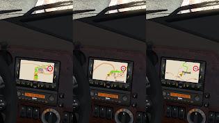 ets 2 yandex navigator screenshots 1
