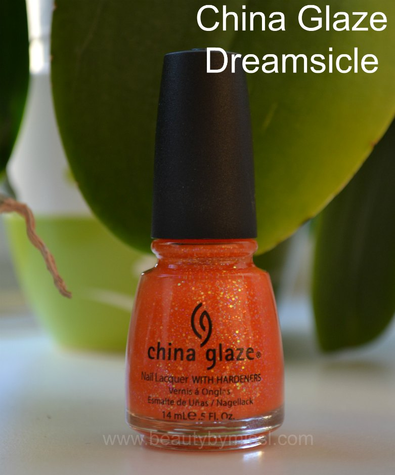 orange nail polish, oranž küünelakk