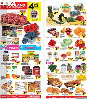 Foodland Weekly Flyer March 15 – 21, 2018