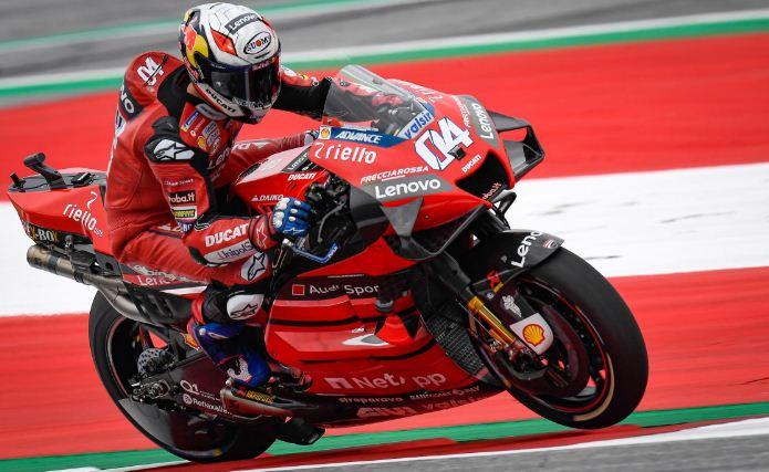 Andrea Dovizioso Pimpin Klasemen MotoGP