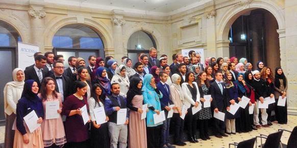 Avicenna Studienwerk Jerman Mendukung Finansial Komunitas Mahasiswa Muslim