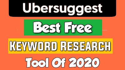 Best Free Keyword research Tool for Seo in website