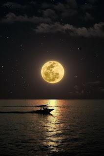 خلفيات ضوء القمر