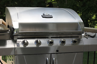 picture of a grill