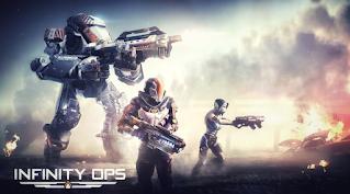 Infinity Ops: Online FPS Mod apk