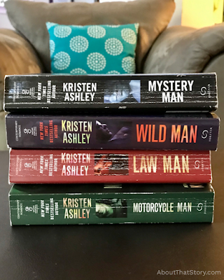 Recommended Read: The Dream Man Series by Kristen Ashley | About That Story
