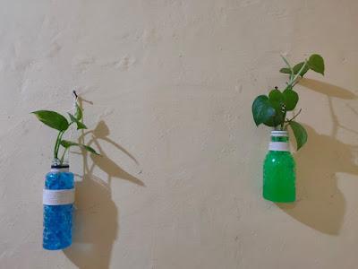 Membuat sendiri hiasan untuk home decor