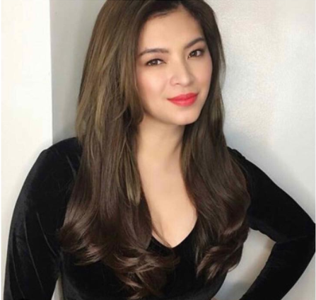 Angel Locsin Looked So Fine For This Endorsement Shoot!
