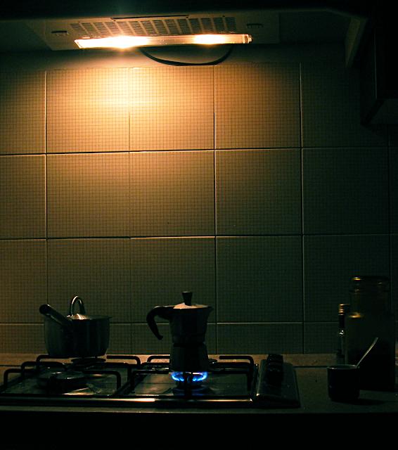 preparare il caffè per una buona pausa