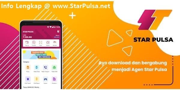 Mari Bisnis Jualan Pulsa Elektrik Murah All Operator Bersama StarPulsa.net CV Cahaya Multi Sinergi