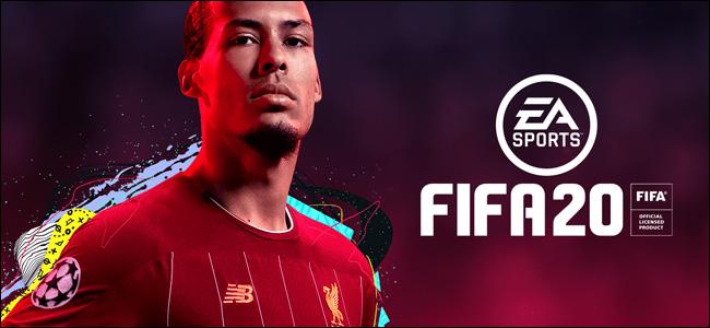 لعبة كرة القدم فيفا 20