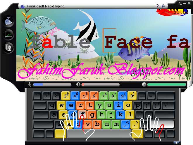 Letest Software Games & Movie Full Free Download: Rapid Typing Tutor