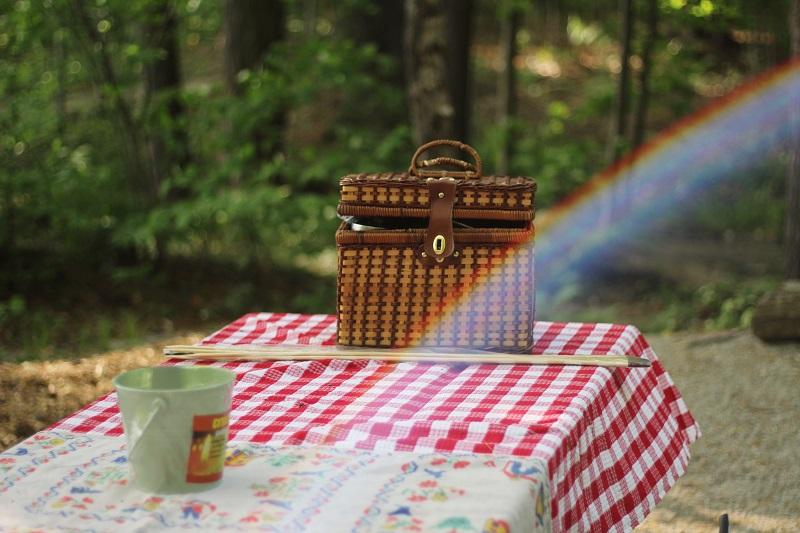 Organizzare un picnic party per bambini