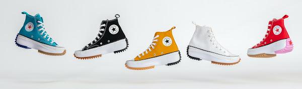 """Já conheces as """"All Star"""" do momento? Chamam-se Run Star e a Sportino tem as cinco cores disponíveis!"""