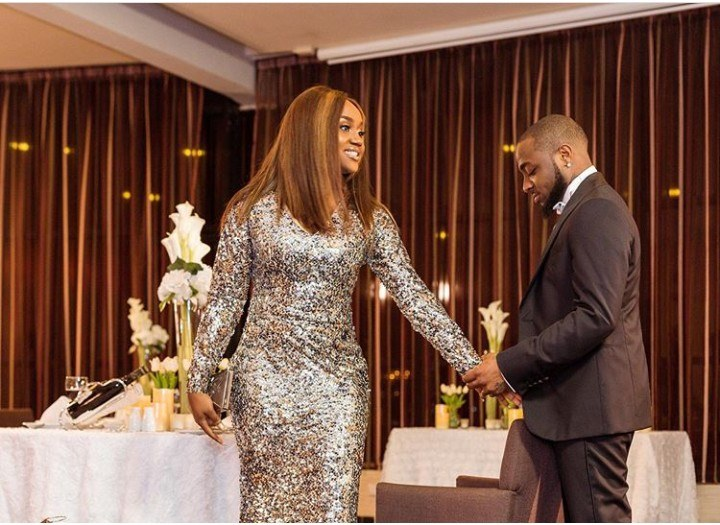 Davido marry Chioma