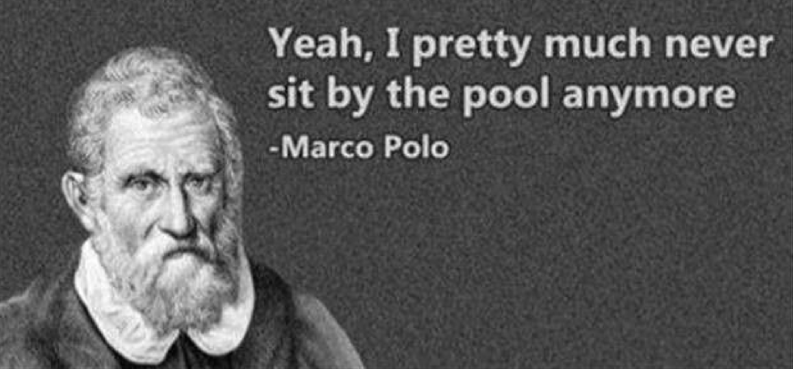 How Did The Game Marco Polo Originate