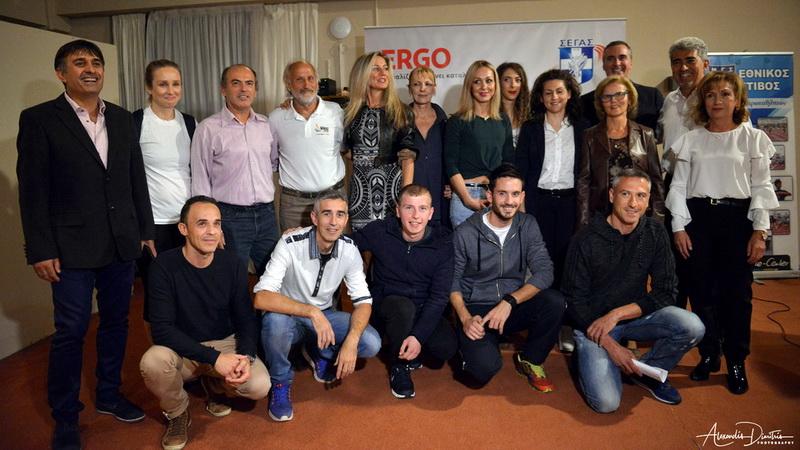 Πραγματοποιήθηκε στην Αλεξανδρούπολη η Γιορτή Εθελοντή του Run Greece και η παρουσίαση της ομάδας για τον τελικό των Run Greece