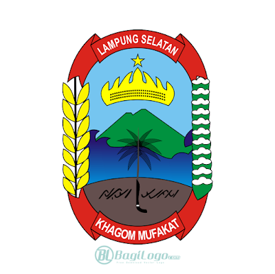 Kabupaten Lampung Selatan Logo Vector